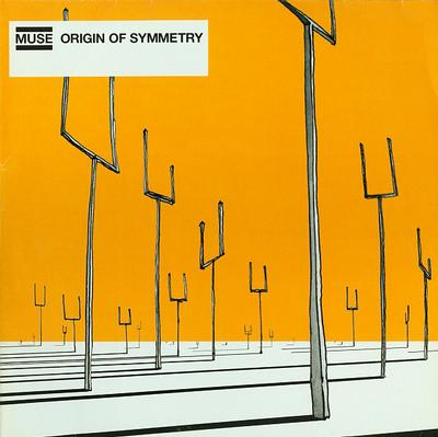 MUSE - ORIGIN OF SYMMETRY German Original Pressing With Innersleeves (2LP)