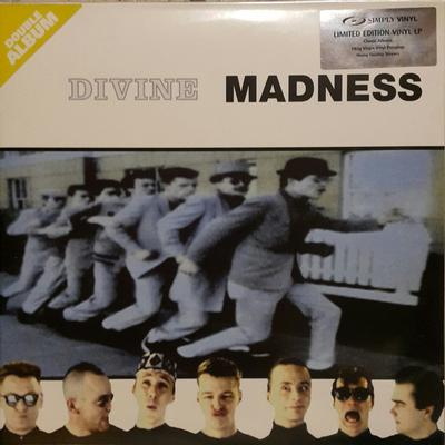 "MADNESS - DIVINE MADNESS UK ""Simply Vinyl"" Pressing (2LP)"