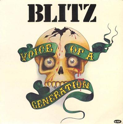 VOICE OF A GENERATION   Re-issue