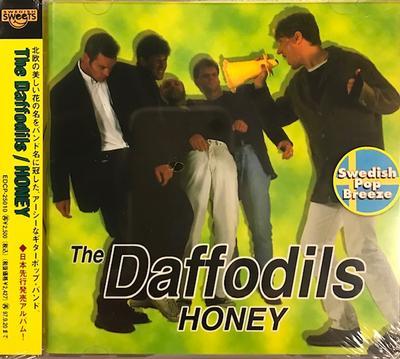 DAFFODILS - HONEY Japanese pressing (CD)