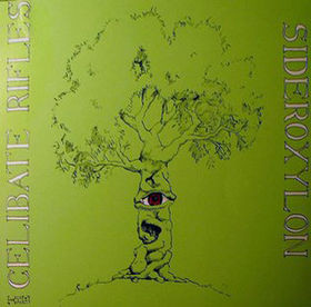 CELIBATE RIFLES - SIDEROXYLON Australian Gatefold sleeve (LP)