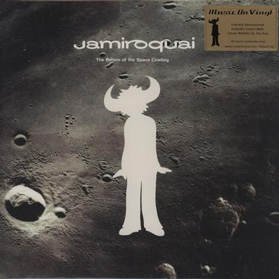 JAMIROQUAI - THE RETURN OF THE SPACE COWBOY European Deluxe Pressing Complete With Insert (2LP)