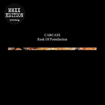 CARCASS - REEK OF PUTREFACTION FDR remastered (LP)