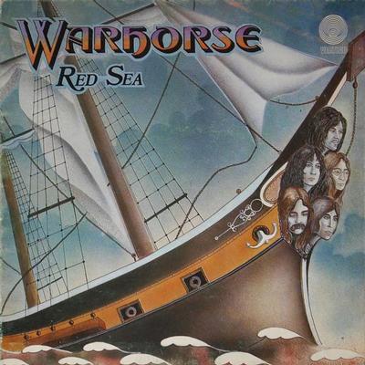 WARHORSE - RED SEA Reissue, gatefold sleeve (LP)