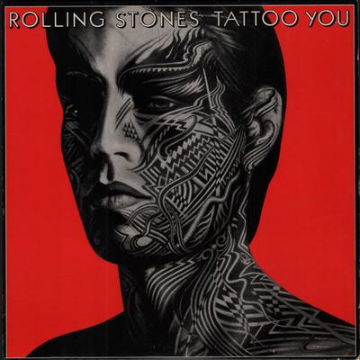 ROLLING STONES, THE - TATTOO YOU German pressing (LP)