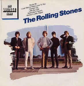 ROLLING STONES, THE - DIE WEISSE SERIE German 1982 compilation (LP)