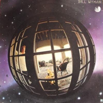 WYMAN, BILL - S/T Dutch Pressing (LP)