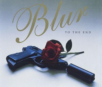BLUR - TO THE END Rare UK Pressing (CDM)