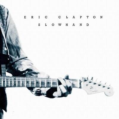 CLAPTON, ERIC - SLOWHAND Scandinavian pressing, gatefold sleeve (LP)