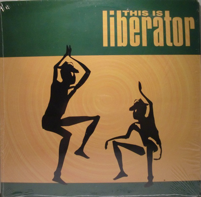 LIBERATOR - THIS IS! (LP)
