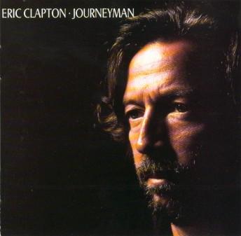 CLAPTON, ERIC - JOURNEYMAN German pressing (LP)