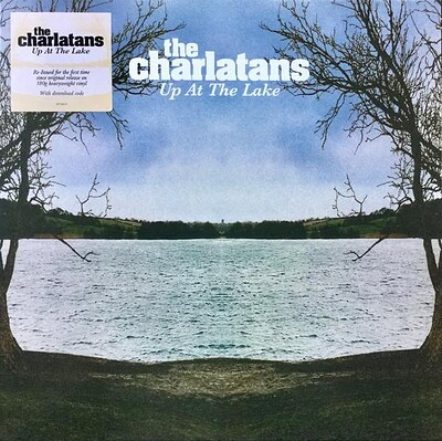 CHARLATANS, THE - UP AT THE LAKE 180g Reissue (LP)