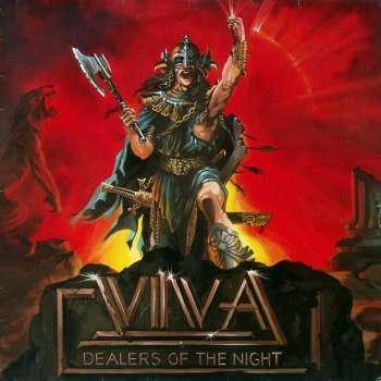 VIVA - DEALERS OF THE NIGHT German 1982 metal, Original swedish press (LP)