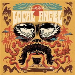 BJORK, BRANT - LOCAL ANGELS 2004 album, black vinyl (LP)