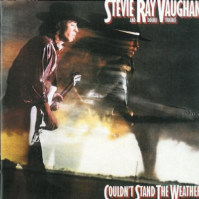 VAUGHAN, STEVIE RAY - COULDN'T STAND THE WEATHER U.S. original (LP)