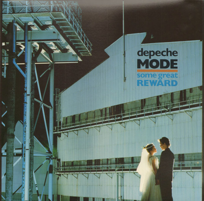 DEPECHE MODE - SOME GREAT REWARD US 2007 edition with Gatefold sleeve and 180 gram pressing (LP)