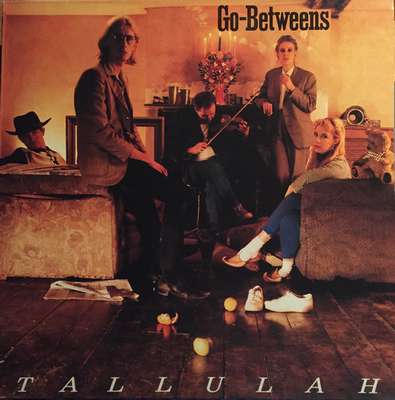 GO-BETWEENS, THE - TALLULAH Swedish Original with inner sleeve (LP)