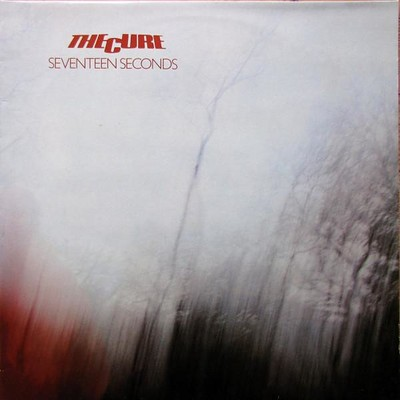 CURE, THE - SEVENTEEN SECONDS original Swedish/scandinavian pressing with NCB on labels. (LP)