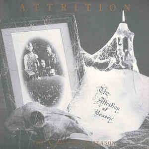ATTRITION - THE ATTRITION OF REASON Dutch pressing (LP)