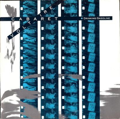 """CABARET VOLTAIRE - DRINKING GASOLINE Double 12"""" Release (12"""")"""
