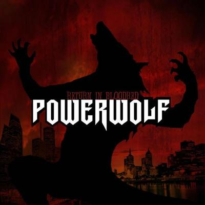 POWERWOLF - RETURN IN BLOODRED 180g, 2005 album (LP)