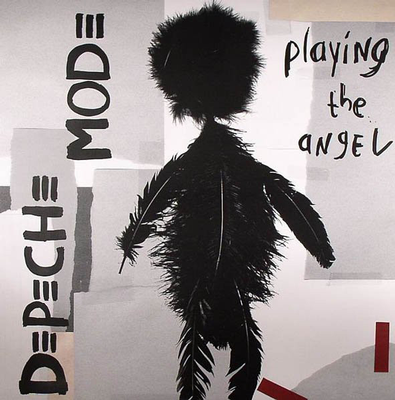 """DEPECHE MODE - PLAYING THE ANGEL US """"First press"""" from 2014 with gatefoldsleeve (2LP)"""