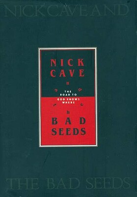 NICK CAVE & THE BAD SEEDS - ROAD TO GOD KNOWS WHERE Rare Japanese box set, CD + VHS, sealed! (CD)