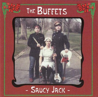 THE BUFFETS - SAUCY JACK (LP)