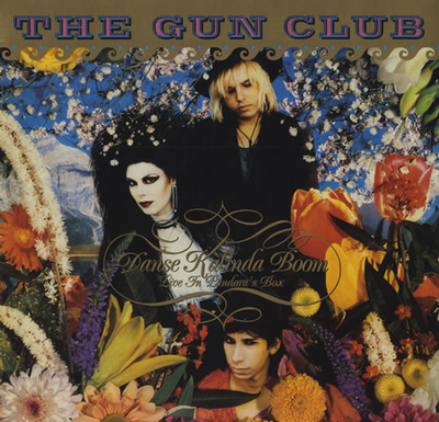 GUN CLUB, THE - DANSE KALINDA BOOM Dutch original (LP)