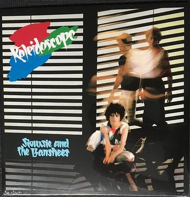 SIOUXSIE AND THE BANSHEES - KALEIDOSCOPE 2018 reissue, special price (LP)