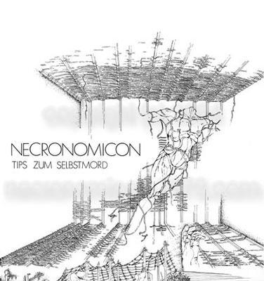 NECRONOMICON - TIPS ZUM SELBSTMORD Re-issue of classic 1972 progressive/kraut album (LP)