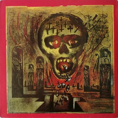 SLAYER - SEASON IN THE ABYSS reissue (LP)