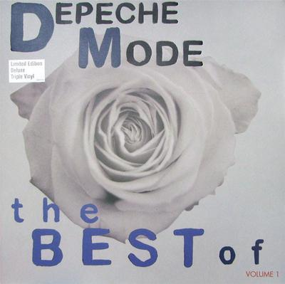 DEPECHE MODE - BEST OF VOLUME 1 2017 Reissue (3LP)