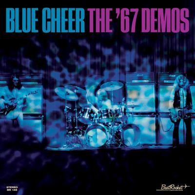 BLUE CHEER - THE 67´DEMOS (LP)
