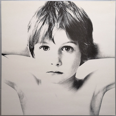 U2 - BOY Swedish original with inner sleeve (LP)