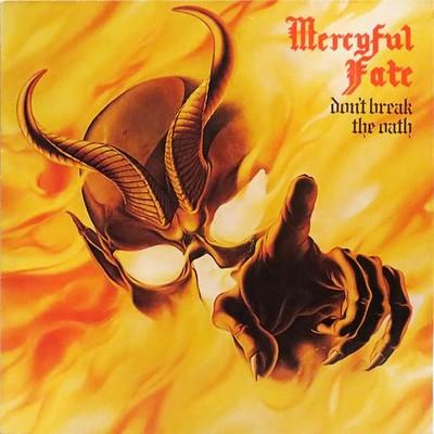 MERCYFUL FATE - DON'T BREAK THE OATH Reissue (LP)