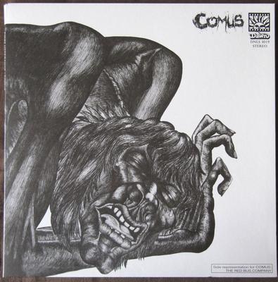 COMUS - FIRST UTTERANCE 180g. (LP)