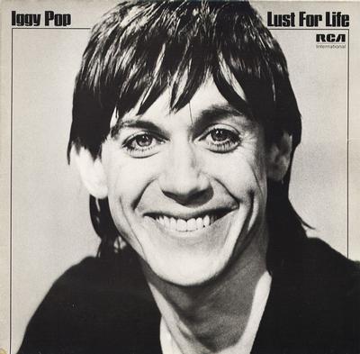 POP, IGGY - LUST FOR LIFE German 1984 Reissue (LP)