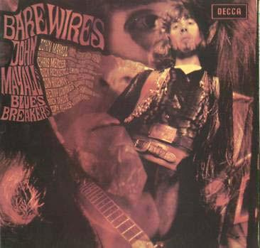 MAYALL, JOHN & THE BLUESBREAKERS - BARE WIRES UK Original Stereo Pressing (LP)