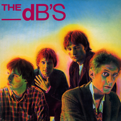 DB´S, THE - STANDS FOR DECIBEL UK Original with Spot varnish sleeve (LP)