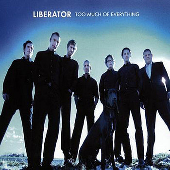 LIBERATOR - TOO MUCH OF EVERYTHING Original 2000 pressing Lost stock find. (LP)