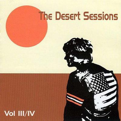 DESERT SESSIONS - VOLUME 3 & 4 (LP)