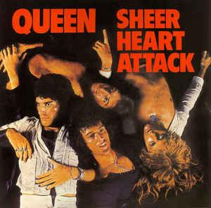 SHEER HEART ATTACK   180g reissue