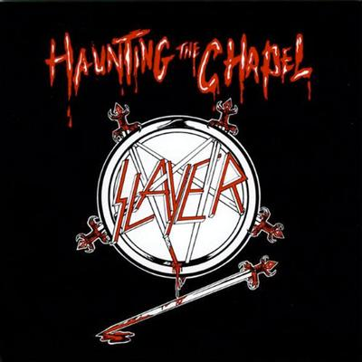 SLAYER - HAUNTING THE CHAPEL 180g Reissue with original artwork (MLP)