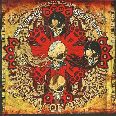FIVE FINGER DEATH PUNCH - WAY OF THE FIST (LP)