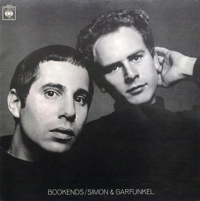 SIMON & GARFUNKEL - BOOKENDS UK original pressing (LP)