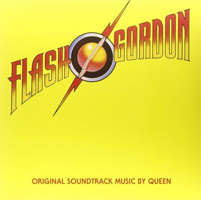 FLASH GORDON  180g deluxe reissue