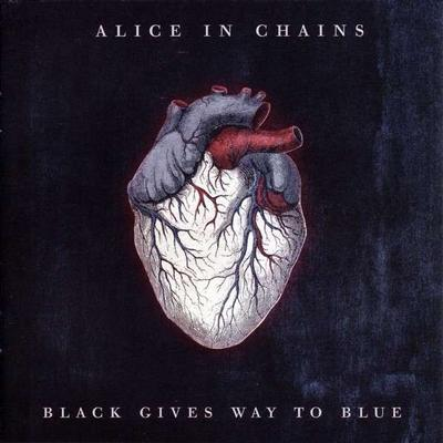 BLACK GIVES WAY TO BLUE Blue vinyl reissue
