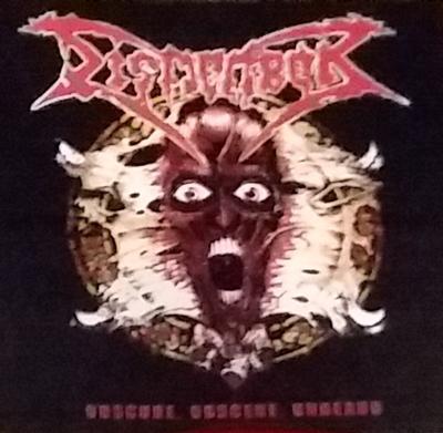 DISMEMBER - OBSCURE, OBSCENE, UNHEARD Red Vinyl (2LP)