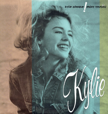 MINOGUE, KYLIE - ENJOY YOURSELF Canada Original with inner sleeve, co (LP)